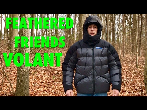 0360a27804d FEATHERED FRIENDS VOLANT DOWN JACKET REVIEW