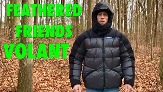 FEATHERED FRIENDS VOLANT DOWN JACKET REVIEW | compared to the RAB NEUTRINO ENDURANCE