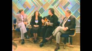 Johnny Cash describes how he proposed to June
