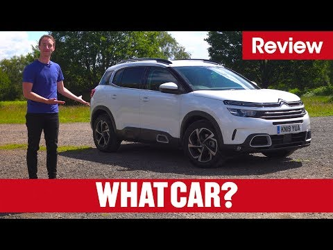 2020 Citroën C5 Aircross review – the most comfortable SUV you can buy? | What Car?