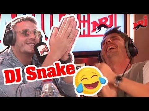 DJ SNAKE Partie 1 - Guillaume Radio sur NRJ