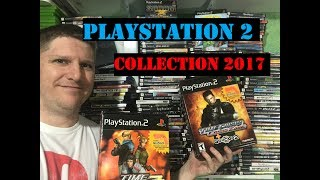PS2 Collection 2017!