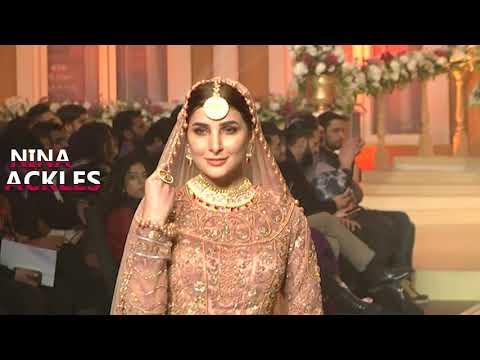 Top Pakistani Designers Bridal Dresses 2019 For Wedding || Bridal Fashion Week