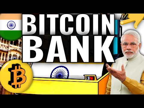 FIRST BITCOIN BANK LAUNCHED IN INDIA | BUY/SELL CRYPTO