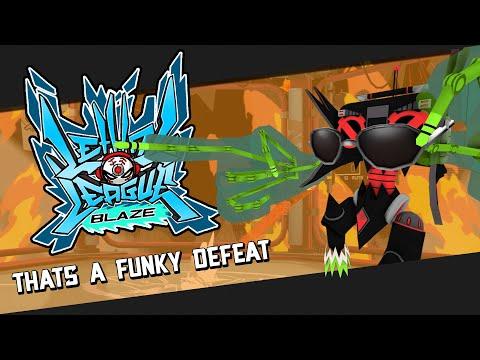 Lethal League Blaze | That's A Funky Defeat |