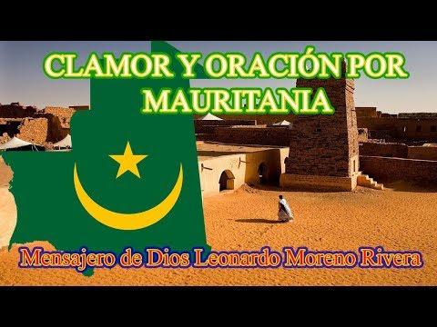 CLAMOR Y ORACIÓN POR MAURITANIA
