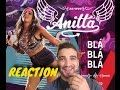 Blá blá blá dvd ao vivo oficial anitta reage reaction mp3