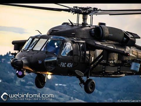 Fuerzas Armadas De Colombia Demuestran Su Poderío Militar En Impresionante Exhibición De Capacidades