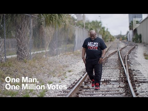 Restoring the Voting Rights of 1 Million Floridians