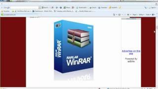 WinRar 4.0 Full Download With Reg Key