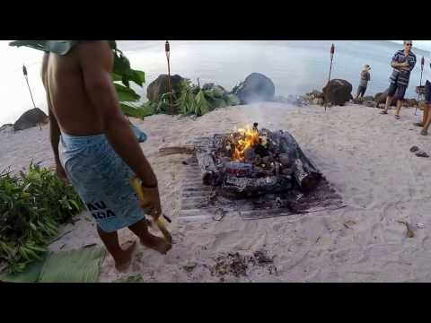 Traditional Samoan Sunday Meal