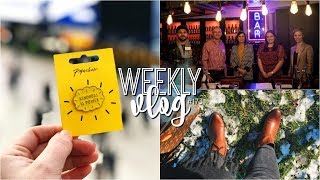 Weekly Vlog #173 | Being A Panellist