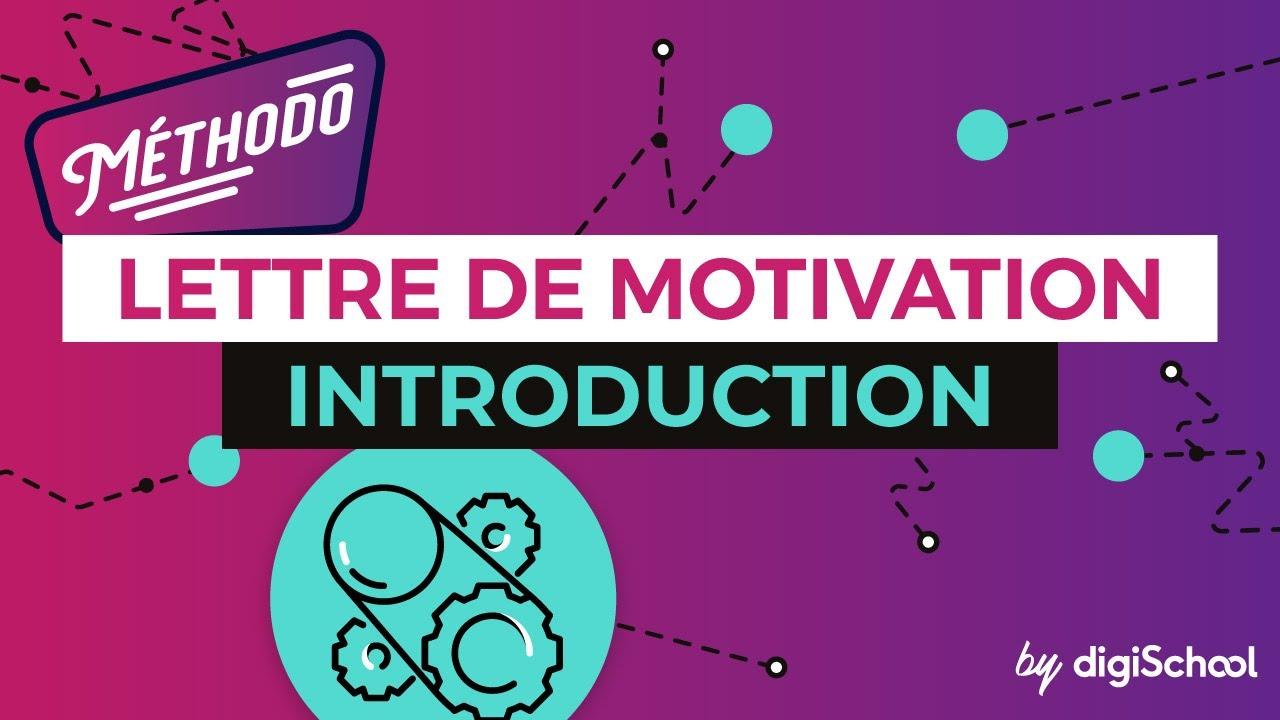 Lettre De Motivation Modèles Et Exemples Gratuits