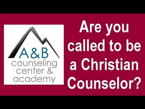 religion and christian counselor Earn your degree in christian counseling online and help others through christ-centered counseling and psychology psychology / counseling.