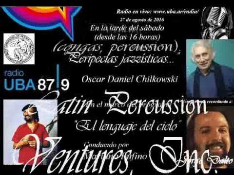 """""""Peripecias jazzísticas..."""" - JORGE DALTO con notables del Latin y el Afro-cuban Jazz"""