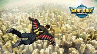 Wingsuit Simulator 3D Skydiving Game| New Wingsuit  Unlock