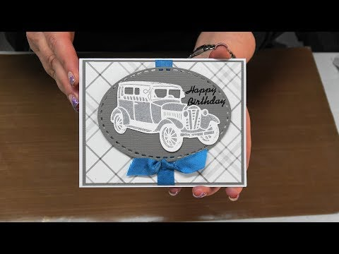 #235 NEW Cut & Foil Plates for a Go, Press & Foil or Die Cutting Machine  Scrapbooking Made Simple