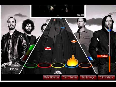 Guitar Flash - Somewhere I Belong - Linkin Park - 100% FC record - Prisley Jr