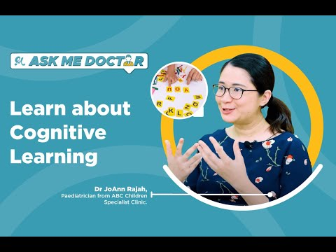 Learn About Cognitive Learning | Ask Me Doctor Season 2