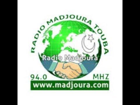 Prédictions Acheck Muadjou Sylla Touba maulud nabi sur Radio madjoura nour dine 01
