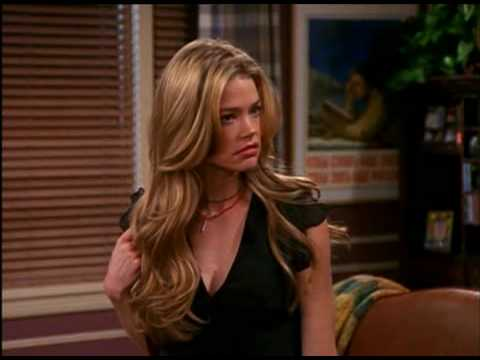 Denise Richards In Friends Ross And Monicas Cousin