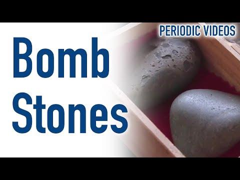 Diamonds, Pearls and Atomic Bomb Stones -...