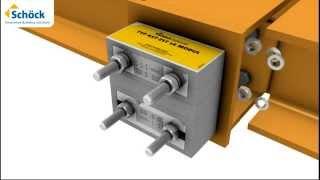 Schöck Isokorb® KST : Bouwknoop oplossing staal-staal