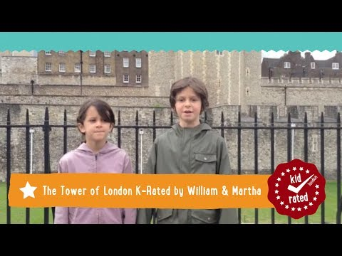 Tower of London K-Rated by William & Martha