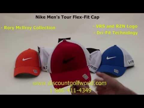 Nike Men s Tour Flex-Fit Golf Cap 638291 - YouTube 400a9bdc49b
