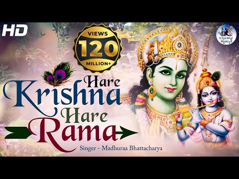 MAHA MANTRA :- HARE KRISHNA HARE RAMA | VERY BEAUTIFUL - POP