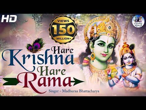 maha-mantras-:--hare-krishna-hare-rama-|-very-beautiful---popular-krishna-bhajans-(-full-songs-)