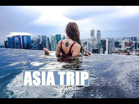Thailand Singapore Malaysia 2017 GOPRO HERO 6