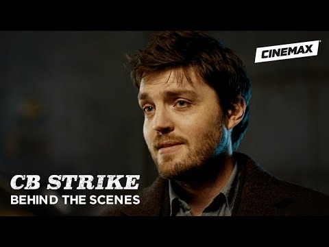 "C.B. Strike | ""The Cuckoo's Calling"" Behind the Scenes 