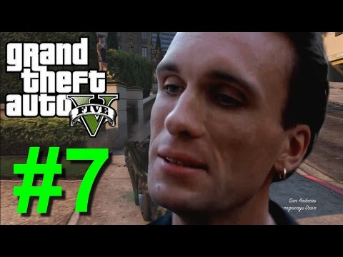 Thumbnail: RAGEUX GTA V EPISODE 7 PETER GREENE