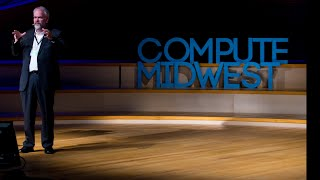 The Future Of Quantum Computing: Vern Brownell, D-Wave CEO @ Compute Midwest