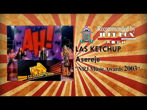 Las Ketchup - Asereje [NRJ Music Awards 2003]