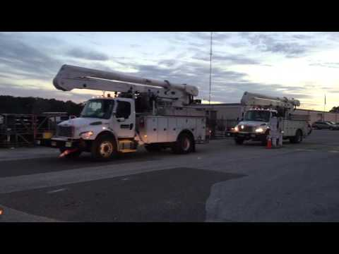 Tampa Electric responds to winter storm