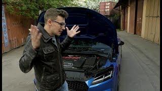 Нет слов, одни эмоции – Тест-драйв Audi TT RS – 3,7 секунды до 100!