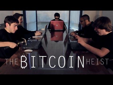 The Bitcoin Heist