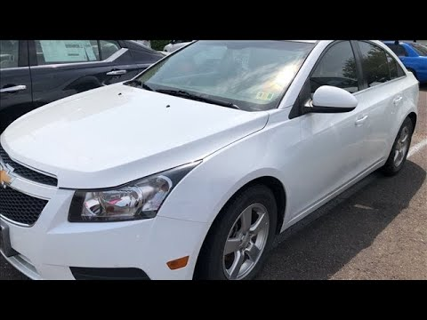 Used 2014 Chevrolet Cruze Fredericksburg VA Richmond, VA #PKL482120A - SOLD