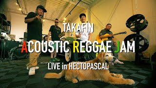 YouTube動画:TAKAFIN / バニトップ🔥 ~LIVE in HECTOPASCAL~