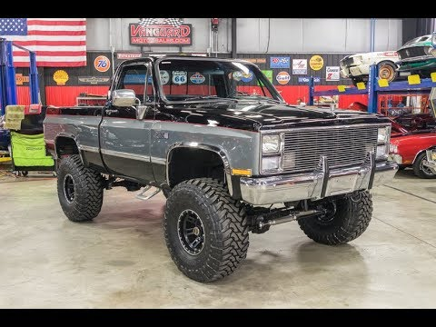 1987 GMC Sierra For Sale