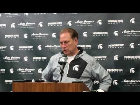 Tom Izzo voices support for Michigan State leadership amid issues facing athletic department
