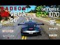RX VEGA 56 vs GTX 1070 Test in 7 Games