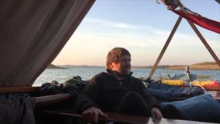Living in a cruising dinghy