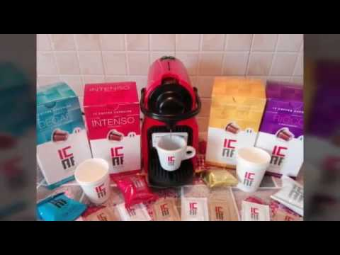 CAFFE' ICAF, MISCELE CHE RISVEGLIANO I SENSI