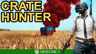 PUBG / CRATE HUNTER / Xbox One X