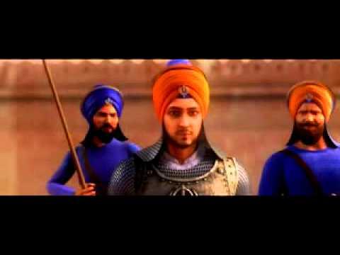 CHAAR SAHIBZAADE Punjabi First 3D...