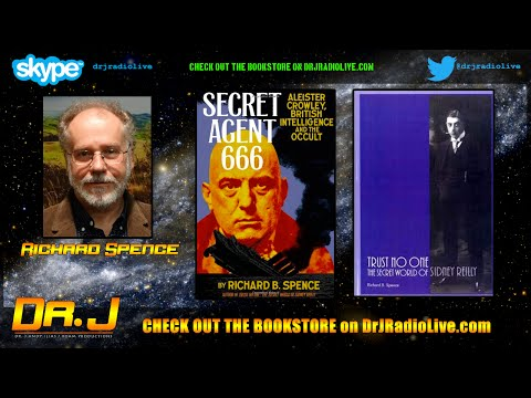 Aleister Crowley, British Intelligence and the Occult with Rick Spence