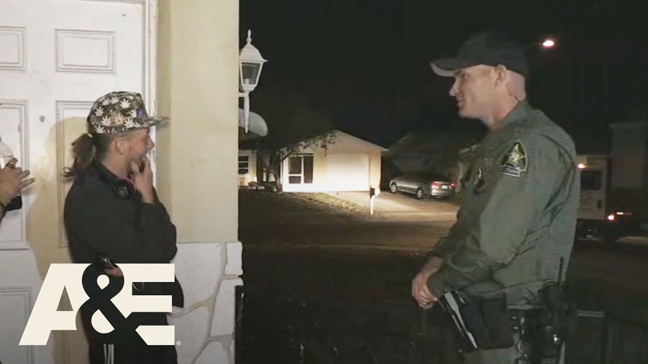 Live PD: The Case of the Stolen Shed (Season 2)   A&E